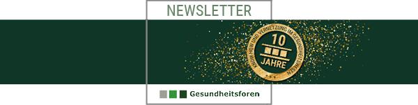 Newsletter der Gesundheitsforen Leipzig
