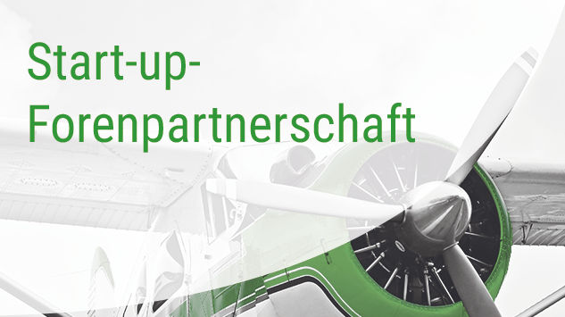 Bild im Text zu Start-up-Forenpartnerschaft