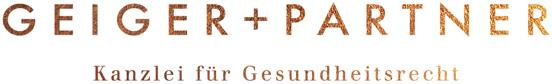 Geiger + Partner Rechtsanwälte PartG mbB