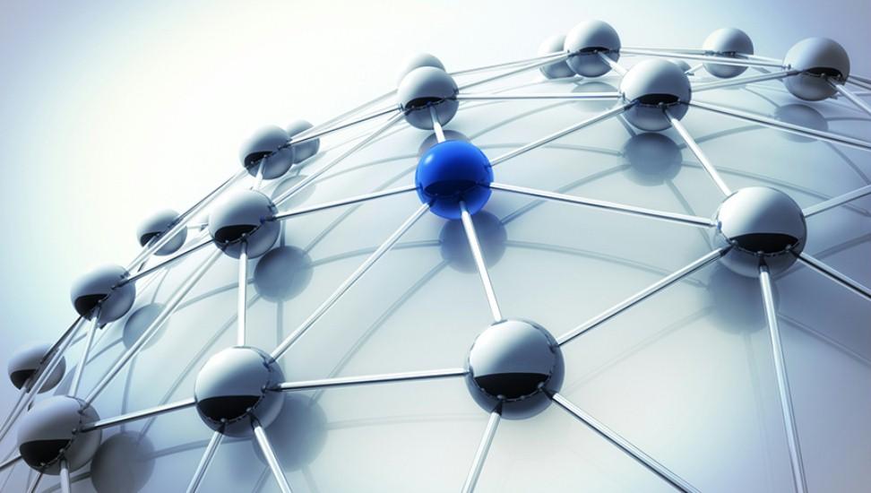 Netzwerkkugel